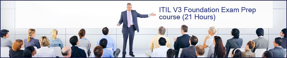 ITIL V3 foundation Course
