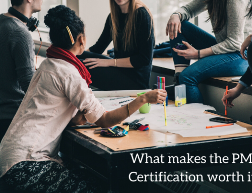 What makes the PMP Certification worth it?