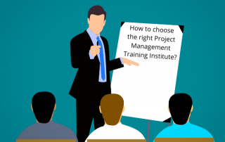 How to choose the right Project Management Training Institute?