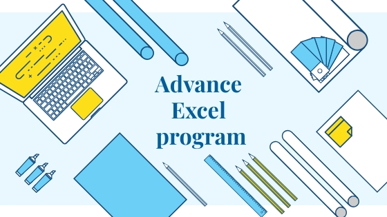 What jobs can you get after completing an Advance Excel program?