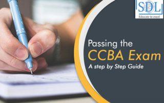 Passing the CCBA Exam