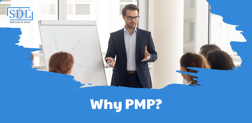 PMP - the importance