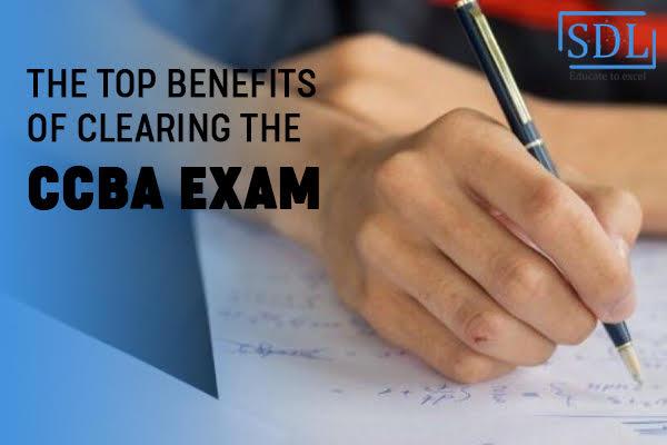 CCBA Exam